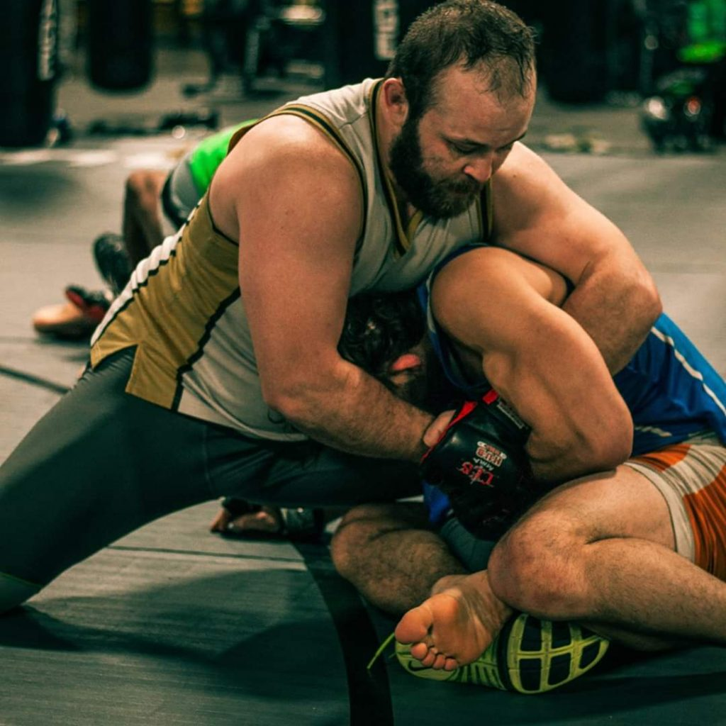 Mixed Martial Arts Wrestling