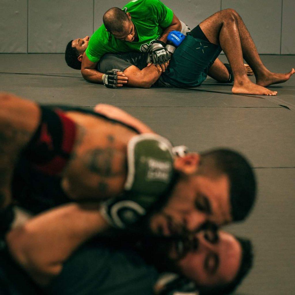 Brazilian Jui Jittsu MMA